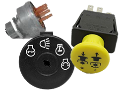 Cub Cadet Switches
